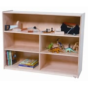 Wood Designs Versatile Storage Unit; Natural