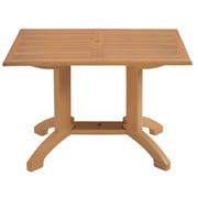 Grosfillex Commercial Resin Furniture Winston Dining Table