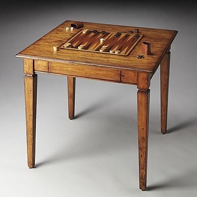 Butler Mountain Lodge Multi Game Table