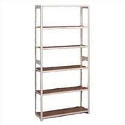 Tennsco Regal 6 Shelf Shelving Unit Starter; 15'' D