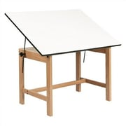 Alvin and Co. Titan Melamine Drafting Table; 37.5 '' x 60 ''