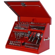 Extreme Tools 30.5'' Wide Portable Top Cabinet; Textured Red