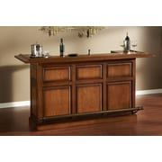 American Heritage Kokomo Bar with Wine Storage