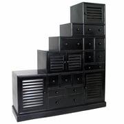 Wayborn Tonsu Step Cabinet