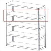 Tennsco Die Rack Unit Extra Shelf Levels; 96'' x 36'' x 2 11/16