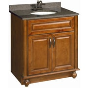 Design House Montclair 30'' Double Door Cabinet Vanity Base