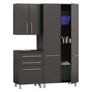Ulti-MATE Garage 7' H x 3' W x 2' D 3-Piece Starter Storage System