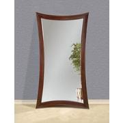 Bassett Mirror Hour-Glass Leaner Mirror