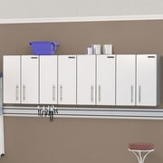 Ulti-MATE Ulti-MATE Storage 2.5' H x 8' W x 1.5' D 4-Piece Wall Cabinet