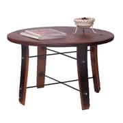 2 Day Round Stave Coffee Table