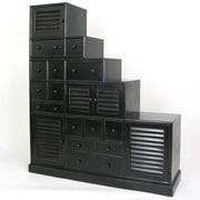 Wayborn 5 Step Cabinet