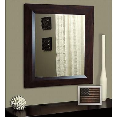Rayne Mirrors Ava Midwest Wall Mirror; 35'' H x 29'' W x 0.75'' D