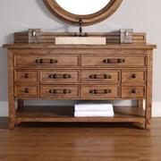 James Martin Furniture Malibu 60'' Single Bathroom Vanity Base