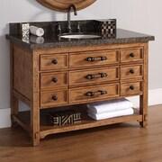James Martin Furniture Malibu 48'' Single Bathroom Vanity Base
