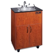 Ozark River Portable Sinks Ozark River Portable Sinks Premier 1; Cherry