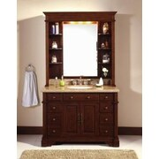 Lanza 48'' Single Bathroom Vanity Set w/ Mirror