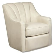 Palatial Furniture Fitzgerald Leather Swivel Chair