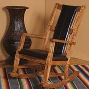 Sunny Designs Rocking Chair; Rustic Oak