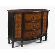 Butler Artists' Originals Sheffield Inlay Console Cabinet