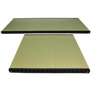 Oriental Furniture Tatami Solid Mat (Set of 16)