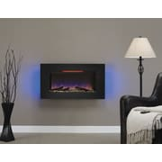 Classic Flame Elysium Wall Mount Electric Fireplace
