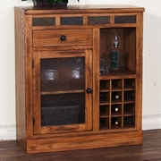 Sunny Designs Bar w/ Wine Storage