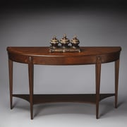 Butler Masterpiece Demilune Console Table