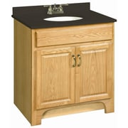 Design House Richland 30'' Double Door Cabinet Vanity Base