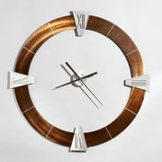 Nova Jon Gilmore Oversized 36'' Deco Wall Clock