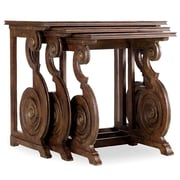 Hooker Furniture Adagio 3 Piece Nesting Tables