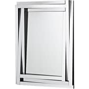 Majestic Mirror Contemporary Beveled Mirror Panels