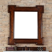 James Martin Furniture Marrakesh Mirror; 48'' H x 43'' W x 1.2'' D