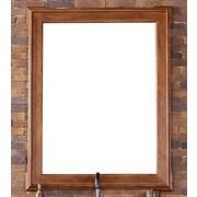 James Martin Furniture Pasadena 34'' H x 44.3'' W Mirror; 34'' H x 44.3'' W x 1.57'' D