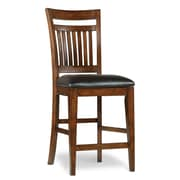 Hooker Furniture Wendover 24'' Bar Stool with Cushion