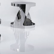 J&M Furniture Modern End Table