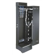 Middle Atlantic SR Series Pivoting Wall Mount Rack; 40U