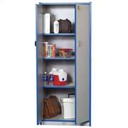 Mahar Creative Colors Classroom Cabinet; Navy