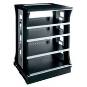 Middle Atlantic ASR-HD Series Slide Out and Rotating Shelving System; 42'' H x 21'' W x 19'' D