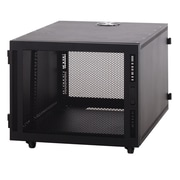 Kendall Howard Compact Series SOHO Server Rack; 8U Spaces