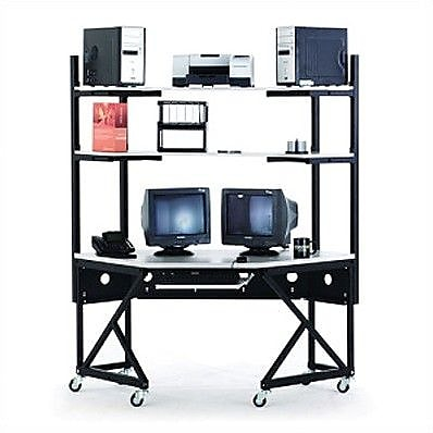 Kendall Howard Corner Unit Performance LAN Station Workbench