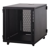 Kendall Howard Compact Series SOHO Server Rack; 12U Spaces