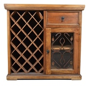 Artesano Home Decor 23 Bottle Wine Cabinet