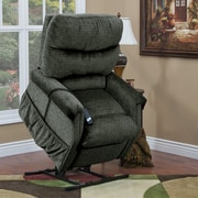 Med-Lift 1100 Series 3 Position Lift Chair w/ Heat; Sage