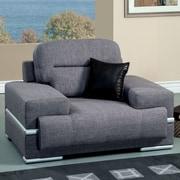 Hokku Designs Camberg Plush Chair