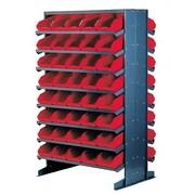 Quantum Double Sided Pick Rack Storage Unit