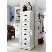 NovaSolo Halifax Storage Tower w/ Drawers