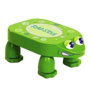 Levels of Discovery One Small Step 1-Step Wood Toad Step Stool