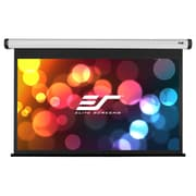 Elite Screens Home2 Series White Electric Projection Screen; 90'' diagonal