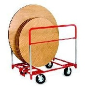 Raymond Products XL Round Table Dolly