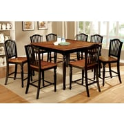 Hokku Designs Tanner 7 Piece Counter Height Pub Dining Set